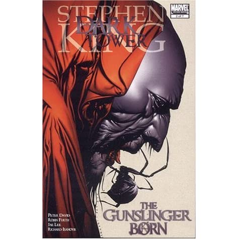 Book Review: The Gunslinger Born