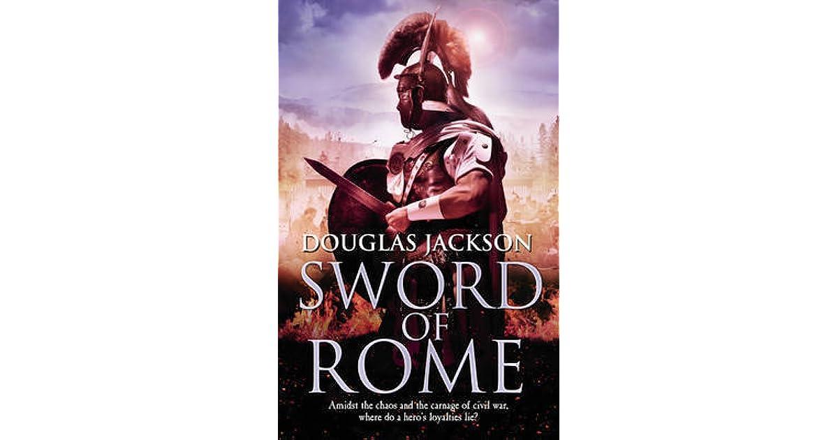 Read Sword Of Rome Gaius Valerius Verrens 4 By Douglas Jackson