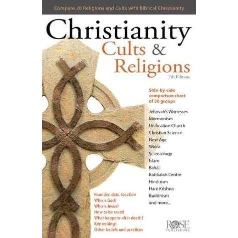 Christianity, Cults & Religions by Paul Carden