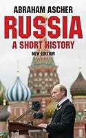 Russia: A Short History (Short Histories)