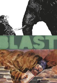 De openbaring van Sint-Jacky  (Blast, #2) Manu Larcenet