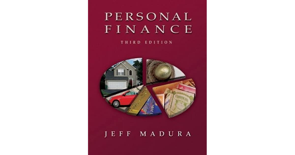 Personal finance with financial planning software by jeff madura fandeluxe Image collections