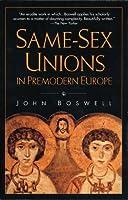 Same-Sex Unions in Premodern Europe (Vintage)
