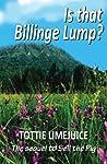 Is that Billinge Lump