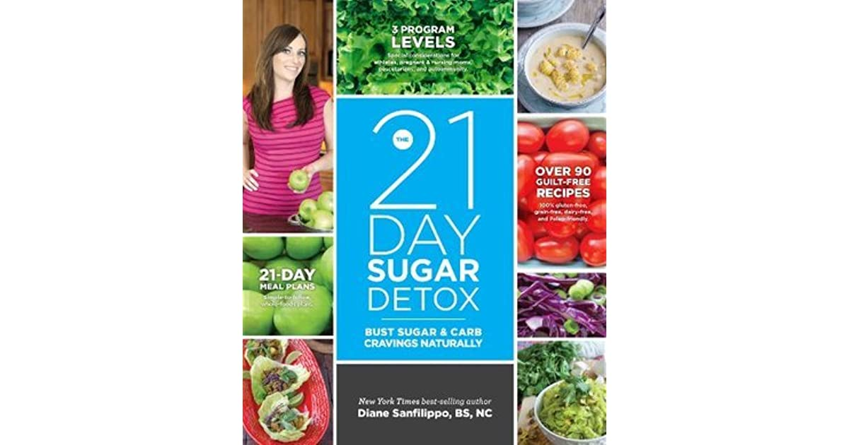 The 21 day sugar detox bust sugar carb cravings naturally by the 21 day sugar detox bust sugar carb cravings naturally by diane sanfilippo fandeluxe Image collections