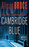 Cambridge Blue: A DC Gary Goodhew Mystery