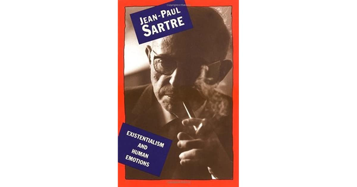 jean paul sartre essay A writer named jean-paul sartre sees his latest philosophical manuscript, being and nothingness, a phenomenological essay on ontology, 722 pages of fine print (in the original french edition), published in the midst of world war ii the presentation wrapper on the early reprint of 1945: what counts in a vase is the void in the middle.
