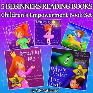 5 Beginners Reading Books: Children's Empowerment Book Set