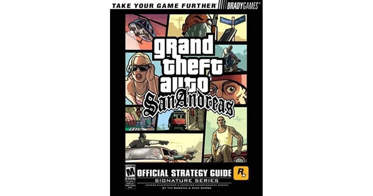 Gta San Andreas Official Strategy Guide Pdf