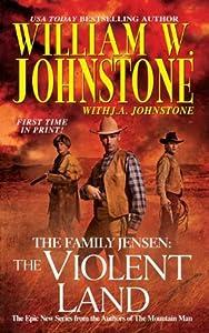 The Violent Land (The Family Jensen, #3)