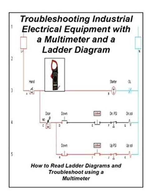 troubleshooting industrial electrical equipment with a multimeter rh goodreads com reading a ladder logic diagram