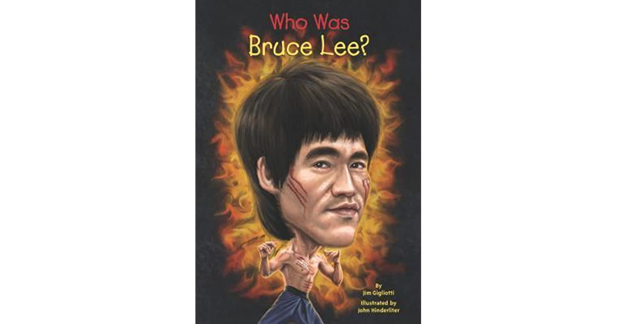 bruce lee biography book pdf