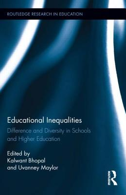 Educational Inequalities: Difference and Diversity in Schools and Higher Education
