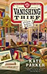 The Vanishing Thief (Victorian Bookshop Mystery #1)