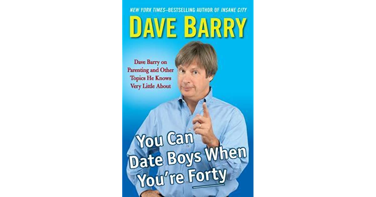 You can date boys when you re forty in Australia
