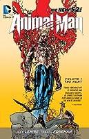 Animal Man, Vol. 1: The Hunt