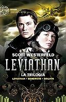 Leviathan. La trilogia: Leviathan. Behemoth. Goliath