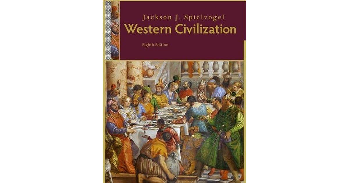 Western civilization by jackson j spielvogel fandeluxe Choice Image