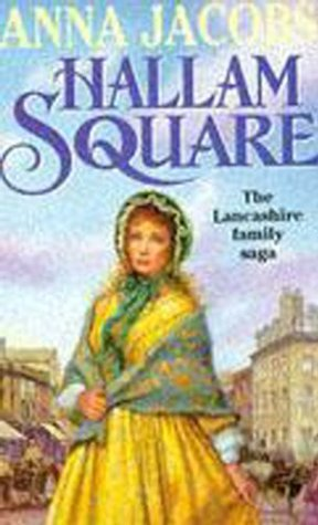 Hallam Square: Book Four in the brilliantly entertaining and heartwarming Gibson Family Saga