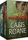 The Amulet Series: Wicked Night and Dark Night
