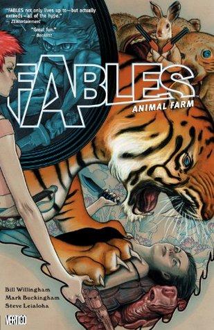 Fables Vol. 2: Animal Farm (Fables
