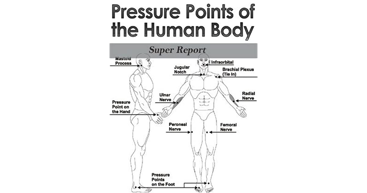 Foot Pressure Points Manual Guide