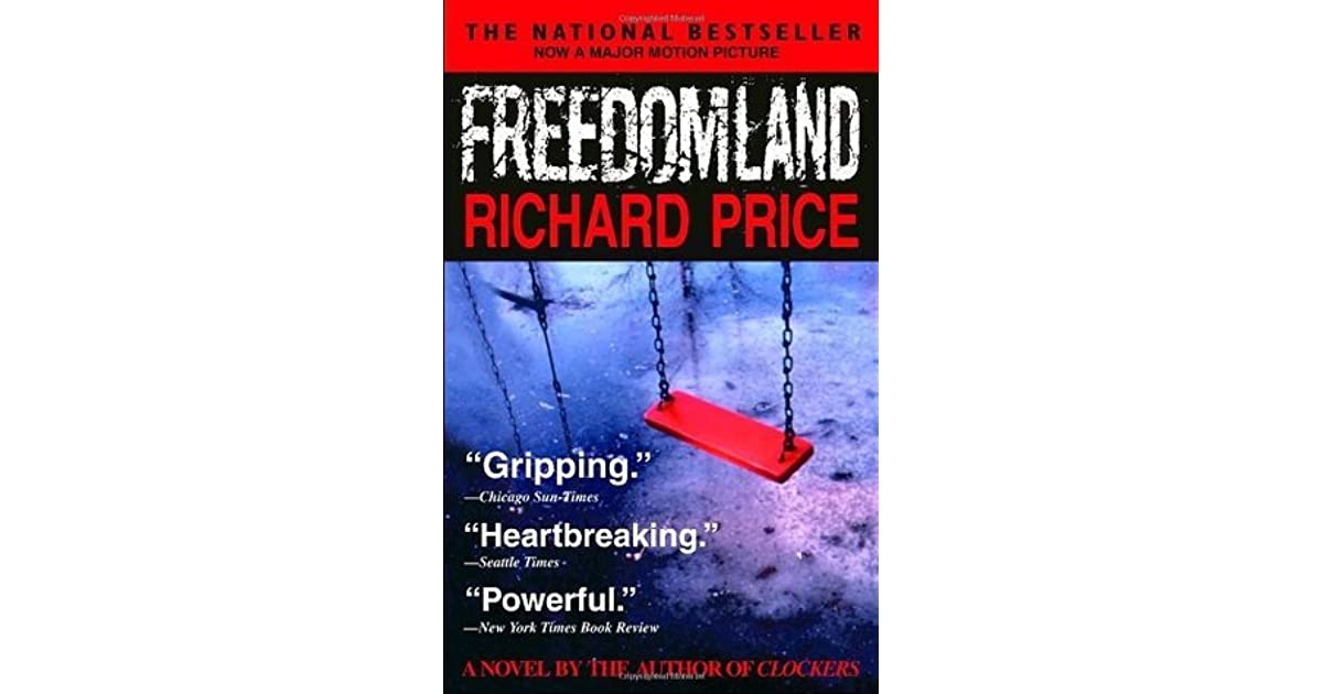 Freedomland by richard price fandeluxe Image collections