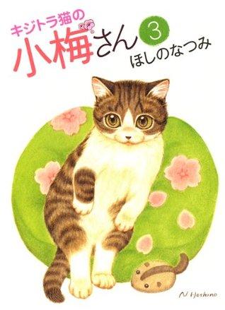 キジトラ猫の小梅さん 3 Hoshino Natsumi, ほしのなつみ