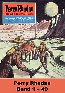 Perry Rhodan-Paket 1: Die Dritte Macht: Perry Rhodan-Heftromane 1 bis 49