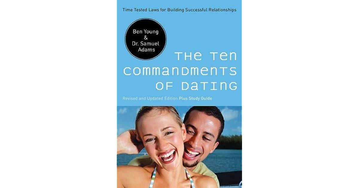 Dr. Sam adams the ten commandments of dating: student edition.