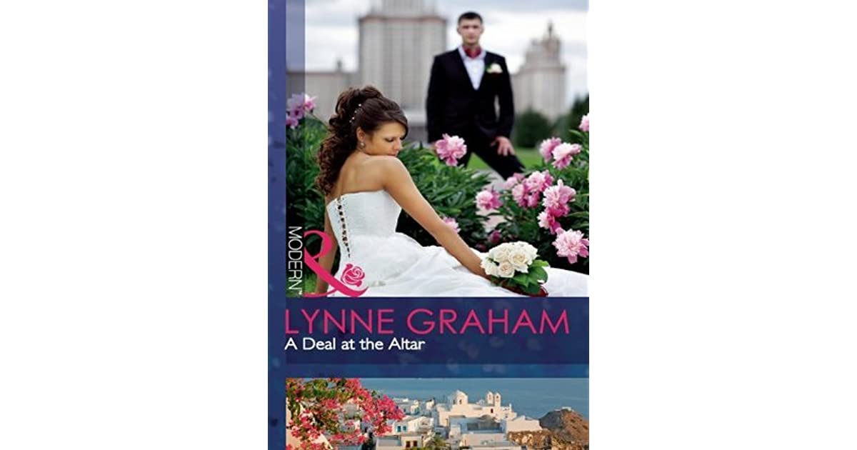 a deal at the altar graham lynne
