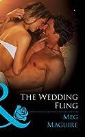 The Wedding Fling (Mills & Boon Blaze)