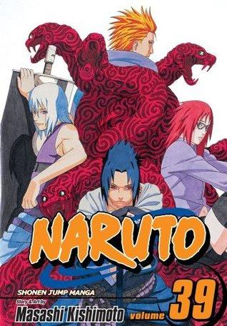 Naruto, Vol. 39: On the Move