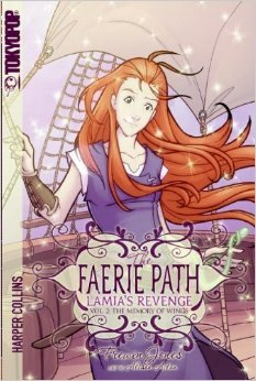 The Memory of Wings (Faerie Path: Lamia's Revenge, #2)