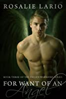 For Want of an Angel (The Fallen Warriors Series)