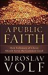 A Public Faith, H...