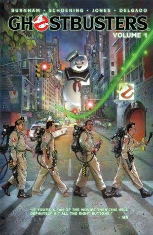 Ghostbusters, Volume 1 by Erik Burnham