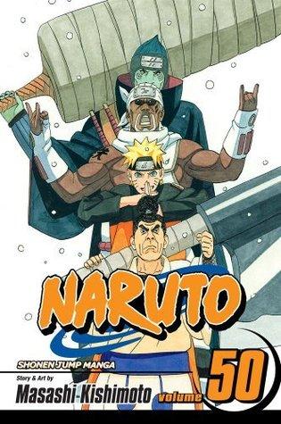 Naruto, Vol. 50: Water Prison Death Match