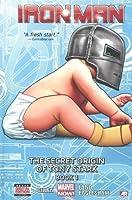 Iron Man, Volume 2: The Secret Origin of Tony Stark, Book 1