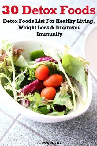 Detox food weight loss