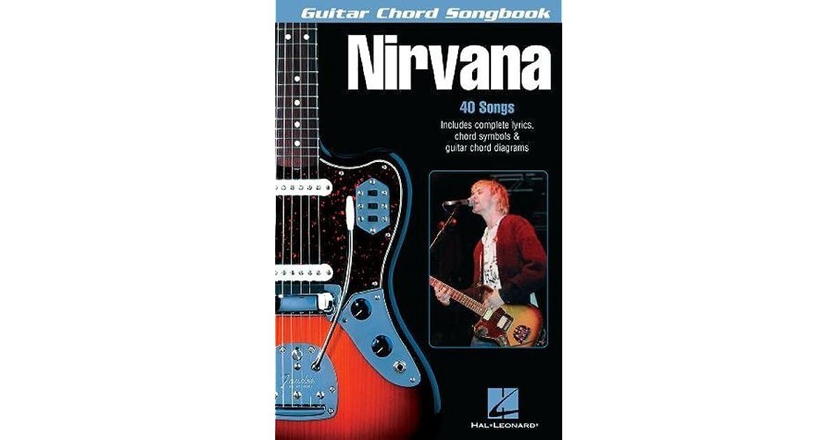 Nirvana Songbook Guitar Chord Songbooks By Nirvana