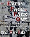 Every Page Is Page One by Mark                      B...