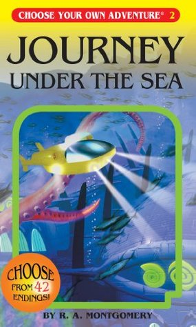 Journey Under the Sea (Choose Your Own Adventure Book 2)