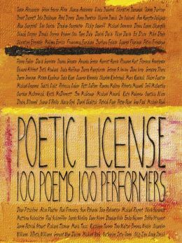Poetic License 100 Poems by A.A. Milne