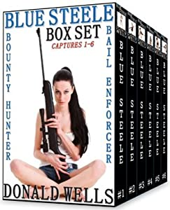 Blue Steele - Box Set - Captures 1-6