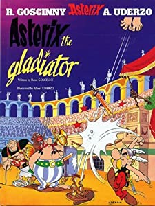 Asterix the Gladiator (Asterix, #4)