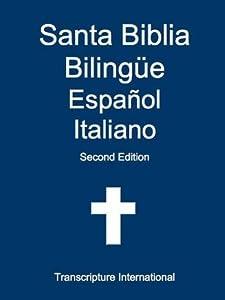 Santa Biblia Bilingüe Español Italiano