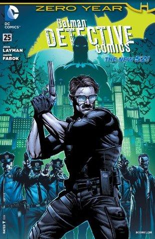 Batman Detective Comics #25