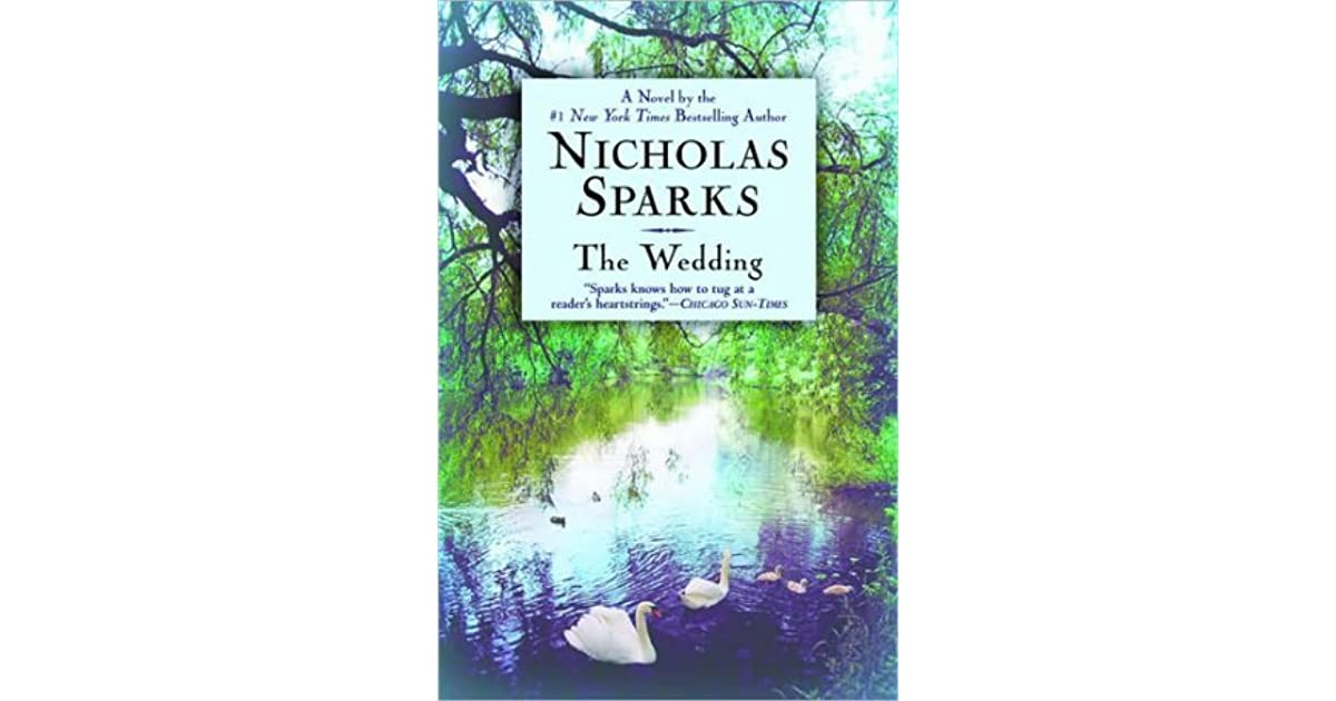 The Wedding (The Notebook, #2) by Nicholas Sparks