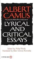 Lyrical and Critical Essays (Vintage)